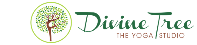 Divine Tree Yoga Studio Logo